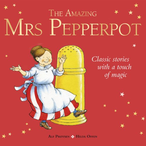 The Amazing Mrs Pepperpot by Alf Proysen