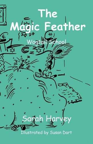 The Magic Feather By Sarah Harvey