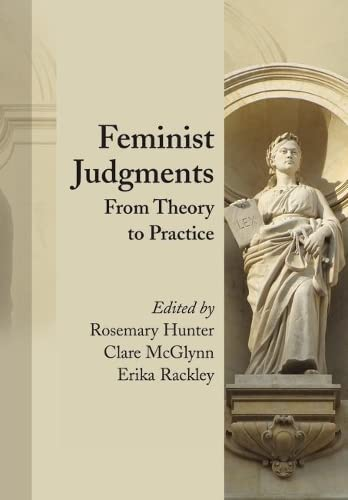 Feminist Judgments: from Theory to Practice by Rosemary C. Hunter