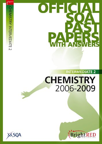 Chemistry Intermediate 2 SQA Past Papers By SQA