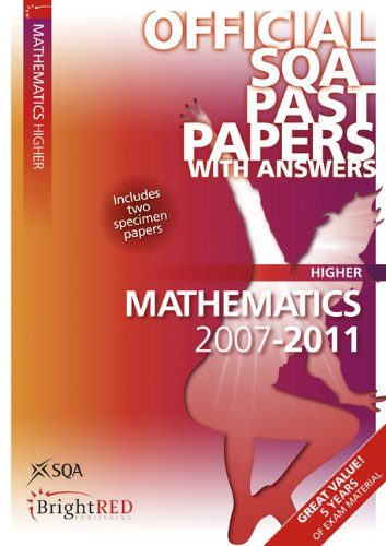 Maths Higher 2011 SQA Past Papers