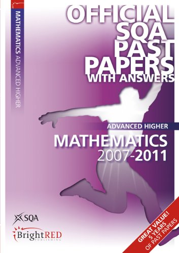 Maths Advanced Higher 2011 SQA Past Papers