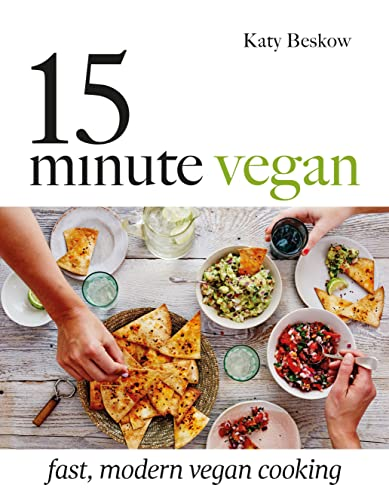 15-Minute Vegan By Katy Beskow