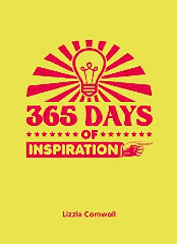 365 Days of Inspiration By Lizzie Cornwall
