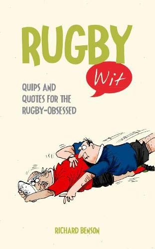 Rugby Wit By Richard Benson