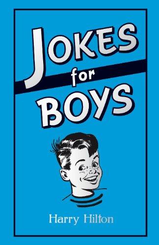 Jokes For Boys By Harry Hilton