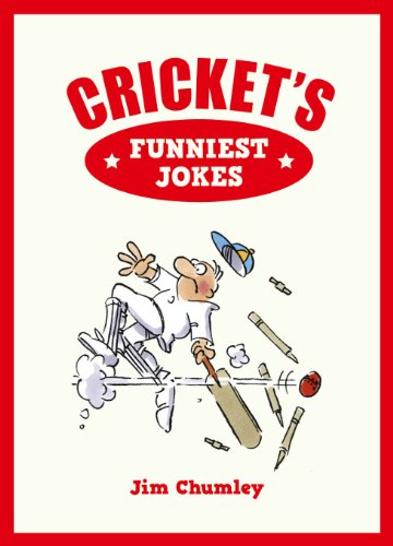 Cricket's Funniest Jokes by Jim Chumley