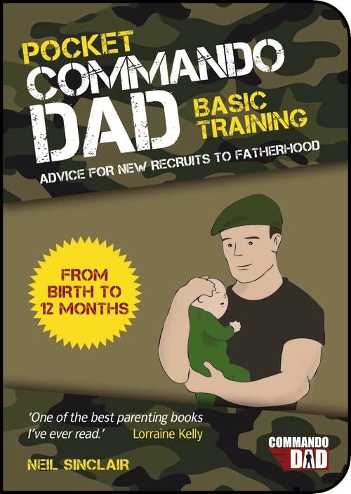 Pocket Commando Dad By Neil Sinclair