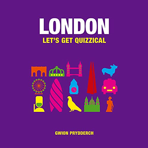 London By Gwion Prydderch
