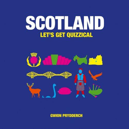 Scotland By Gwion Prydderch
