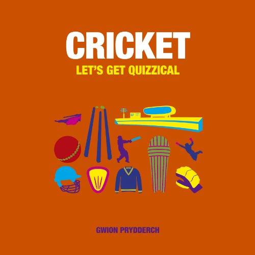 Cricket By Gwion Prydderch