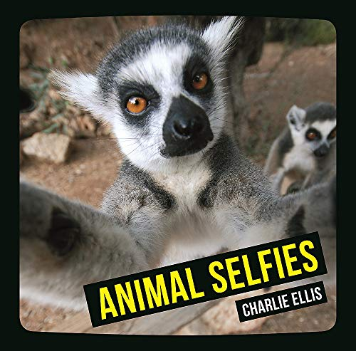 Animal Selfies by Charlie Ellis