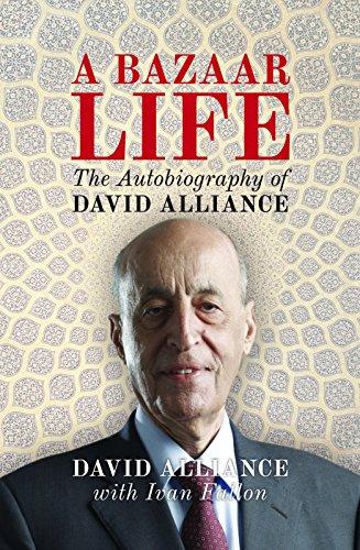 A Bazaar Life By David Alliance