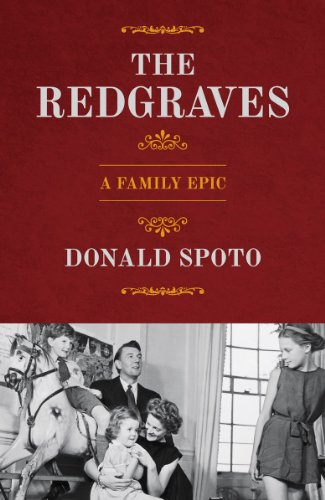 The Redgraves: A Family Epic by Donald Spoto