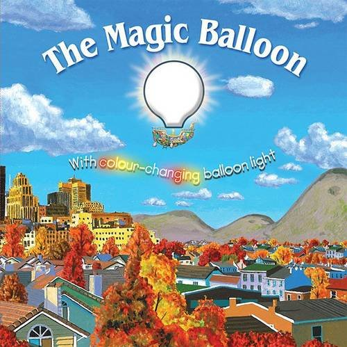 The Magic Balloon By Graham Oakley