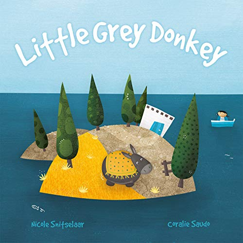 Little Grey Donkey By Nicole Snitselaar