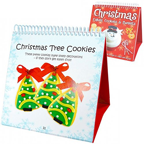 Christmas Cakes, Cookies & Sweets by Nat Lambert