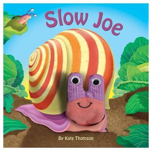 Finger puppet book slow joe