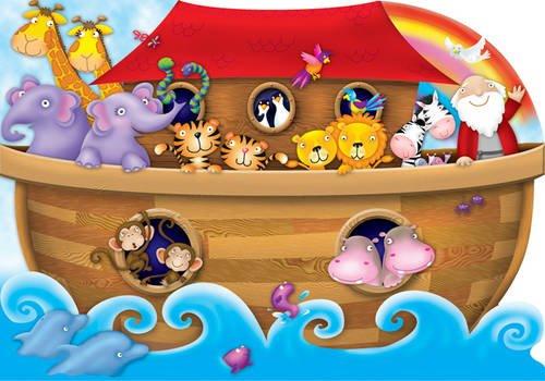 Noah's Ark By NA