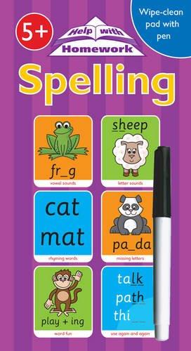 Spelling homework help