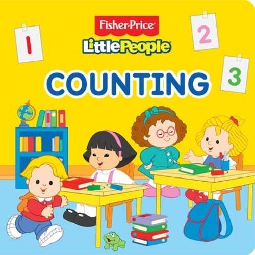 Fisher Price Little People Counting By Mattel