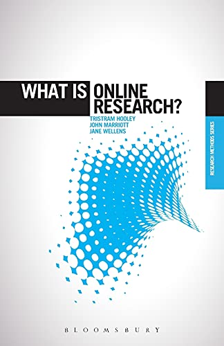 What is Online Research? By Dr. Tristram Hooley (Head of iCeGS, University of Derby, iCeGS)