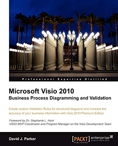Microsoft Visio 2010 Business Process Diagrammin    By