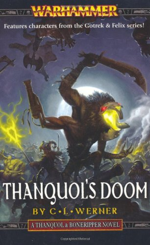 Thanquol's Doom By Clint Werner