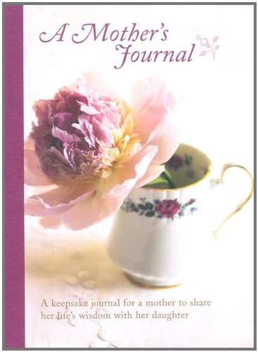 Mothers Journal By Carissa Jackson