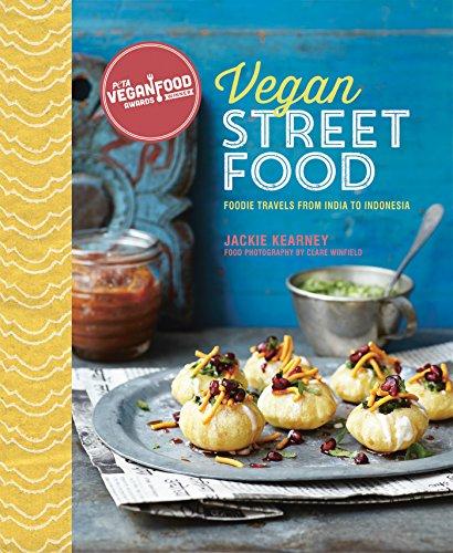 Vegan Street Food By Jackie Kearney