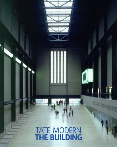 Tate Modern the Building By Tate Gallery
