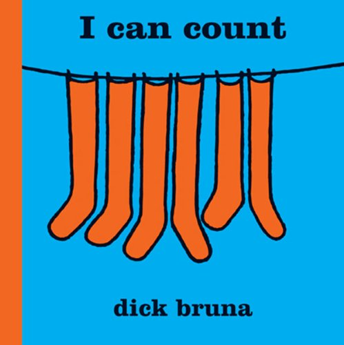 I Can Count By Dick Bruna