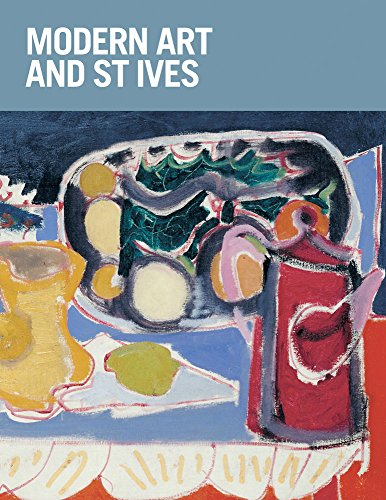 Modern Art and St Ives By Paul Denison