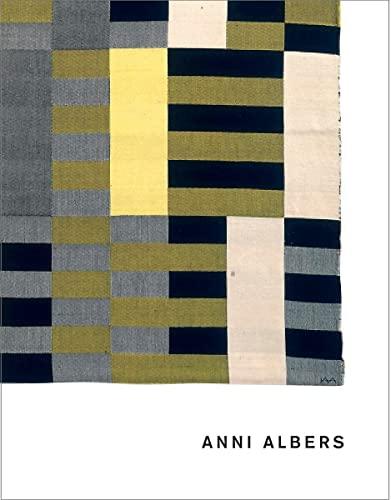 Anni Albers By Edited by Ann Coxon