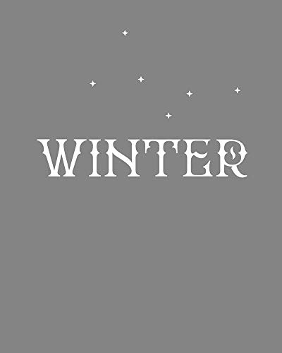 WINTER By Kirsteen McSwein