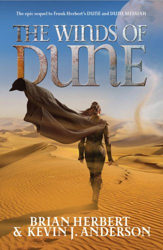The Winds of Dune By Kevin J. Anderson