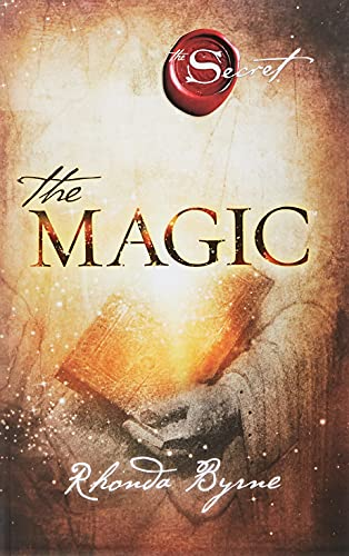 The The Magic By Rhonda Byrne