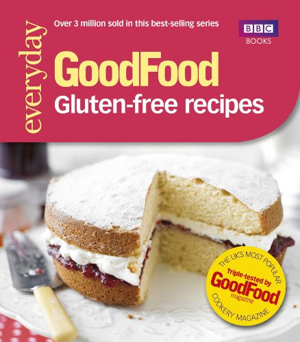 Good Food: Gluten-free Recipes by Sarah Cook