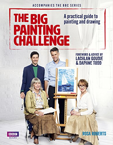 The Big Painting Challenge By Rosa Roberts
