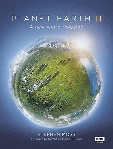 Planet Earth II By Stephen Moss