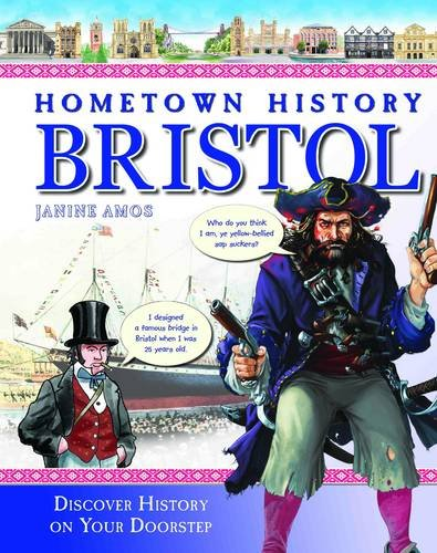 Hometown History Bristol By Janine Amos