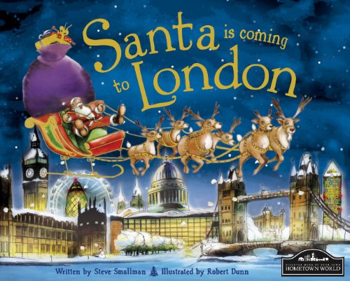 Santa is Coming to London By Steve Smallman