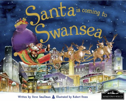 Santa is Coming to Swansea