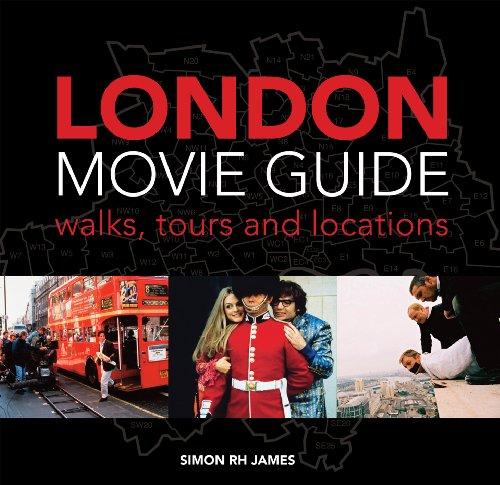 London Movie Guide By Simon James