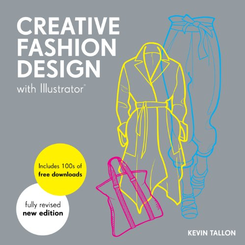 Creative Fashion Design with Illustrator By Kevin Tallon