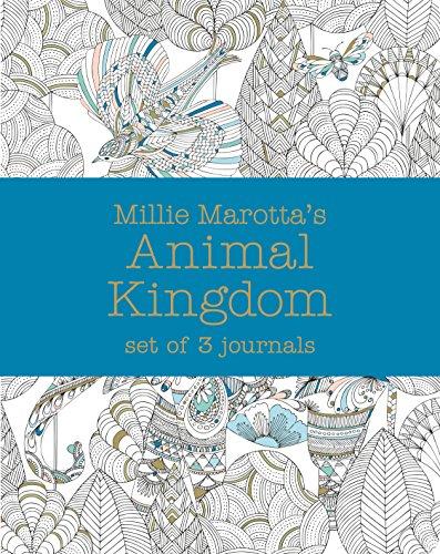 Millie Marotta's Animal Kingdom - journal set By Millie Marotta