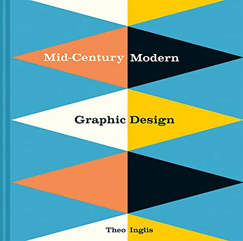 Mid-Century Modern Graphic Design By Theo Inglis