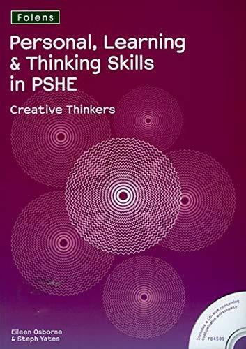 PLTS in PSHE: Creative Thinkers by Eileen Osborne