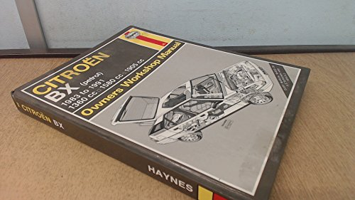 citroen bx owner s workshop manual by coomber ian hardback book the rh ebay com citroen bx repair manual citroen bx user manual