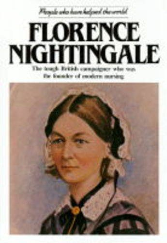 Florence Nightingale By Pam Brown